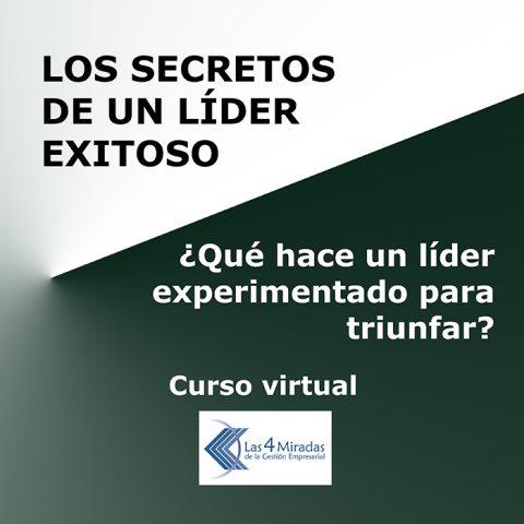 Los secretos de un líder exitoso – Curso Virtual