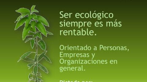 Ecología rentable – Curso Virtual